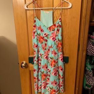 Floral Everly Dress